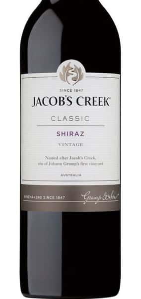 Jacob's Creek Classic Shiraz – Australia
