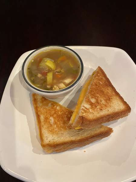 Grilled Cheese + Cup of Soup or Chili