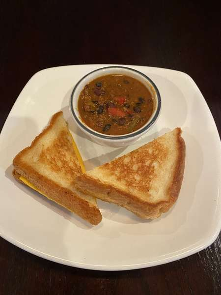 Grilled Cheese + Bowl of Soup or Chili