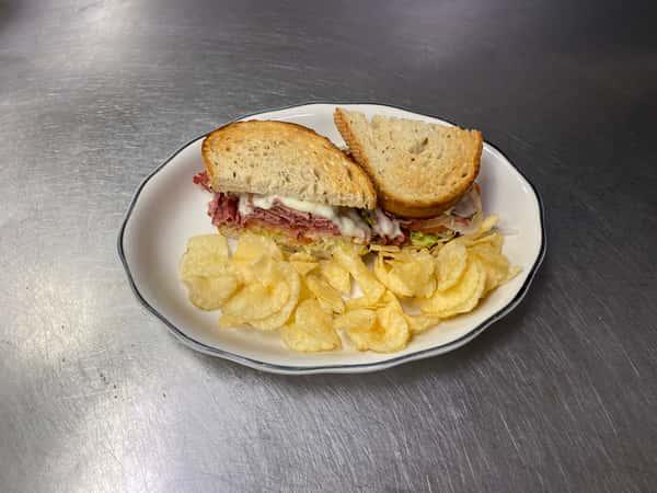 Sandwich - Pastrami