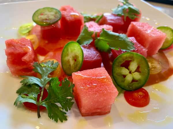 Tuna Cevicha