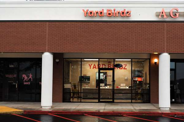 Exterior of Yard Birdz