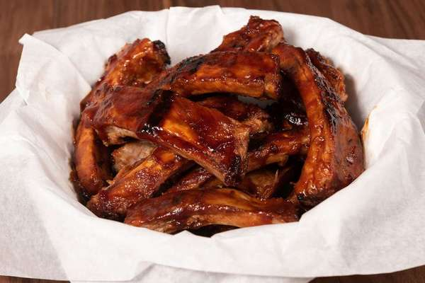 Basket of Baby Back Ribs