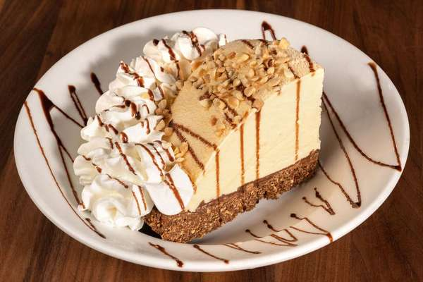 Original Hershey Peanut Butter Ice Cream Pie