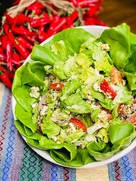 T.M.H. Salad
