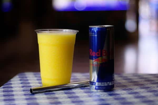 Red Bull Slushie