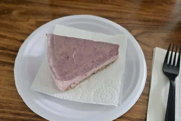 Very Berry Cheezecake