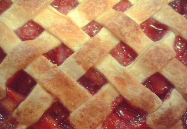 Strawberry Rhubarb (seasonal)