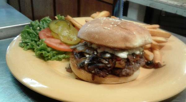 Wild Willie's Blues Burger