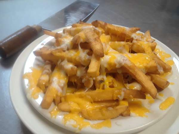 Cheesy Fries