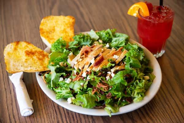 Chicken-Bacon Salad
