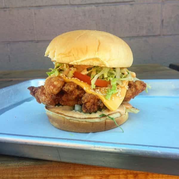 Joker Chicken Sandwich