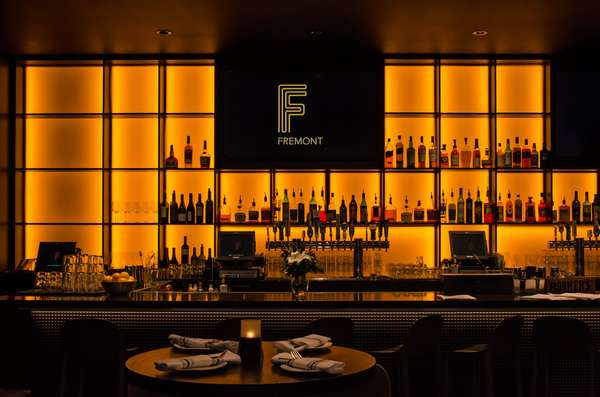 Fremont bar