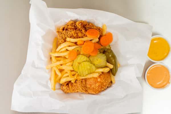 2pc Dark With Fries