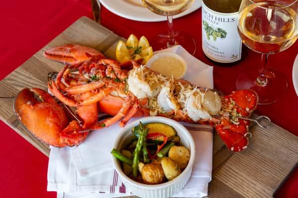 Fresh Main Lobster