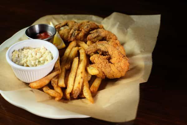 Jumbo Gulf Shrimp Basket