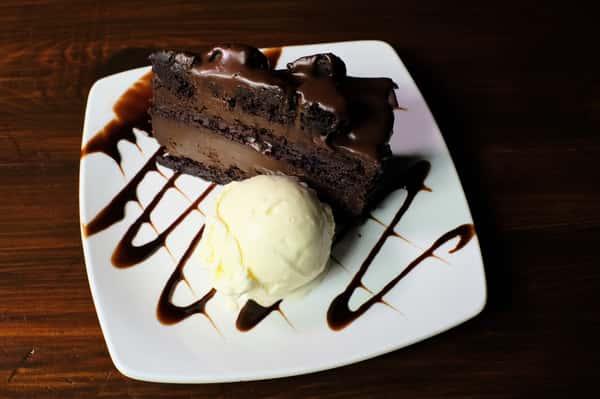 Chocolate Loving Spoon Cake