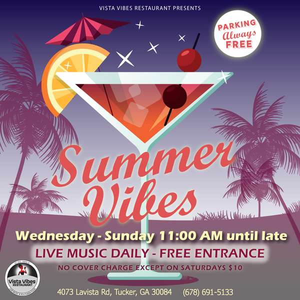 Vista Summer vibes is here