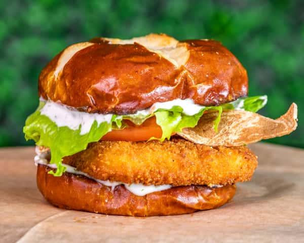 Vegan ClubBirdy Sandwich