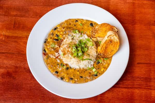 Black Bean & Corn Stew (vegetarian)