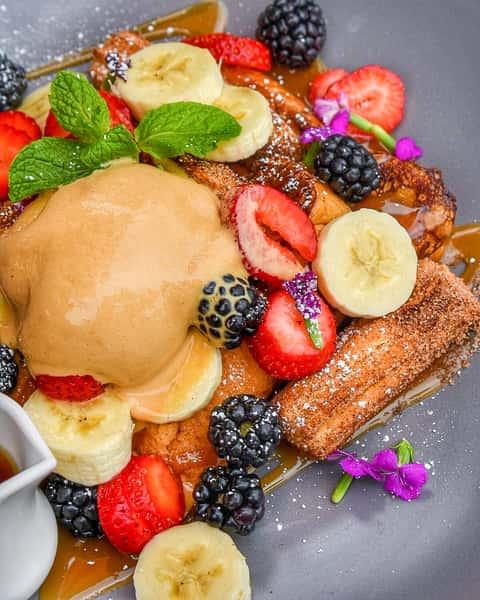 Churros & French Toast