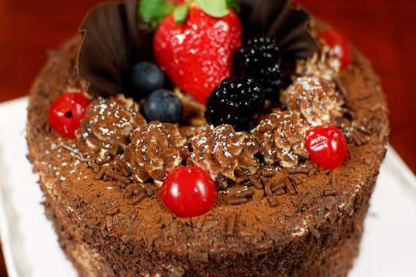 Assorted Vegan Cakes 全素蛋糕