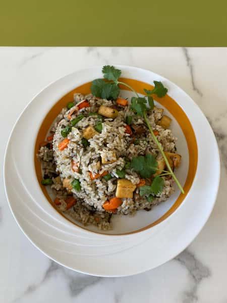 Olive Fried Rice 橄欖炒飯