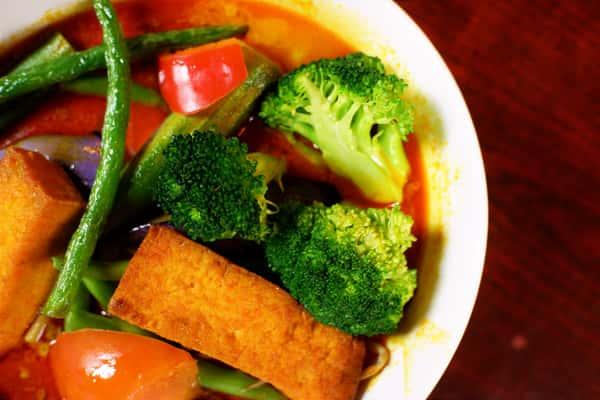 Kari Sayur 咖喱什蔬