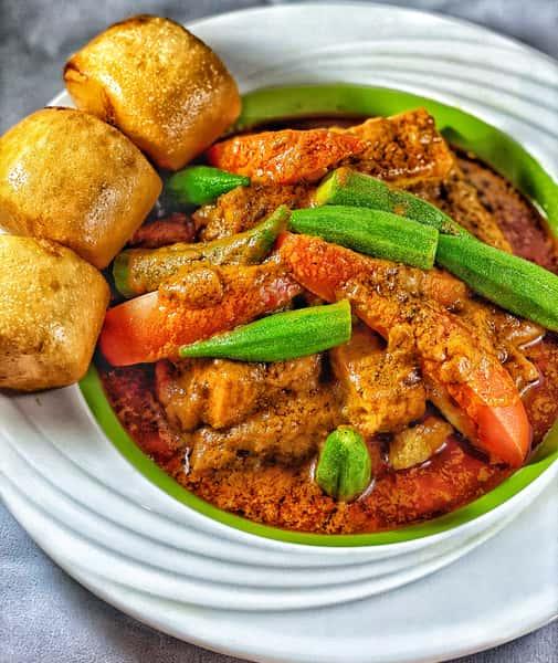 Lemak Curry 馬來西亞乾咖喱