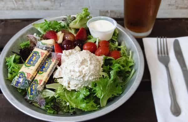 Chicken Salad Duo