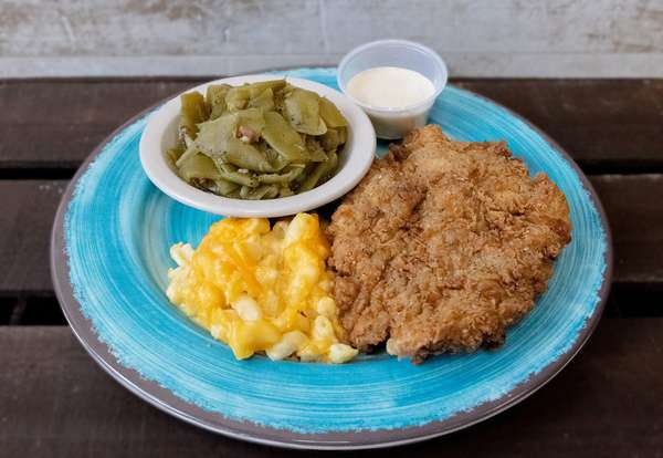 Buttermilk Fried Chicken*