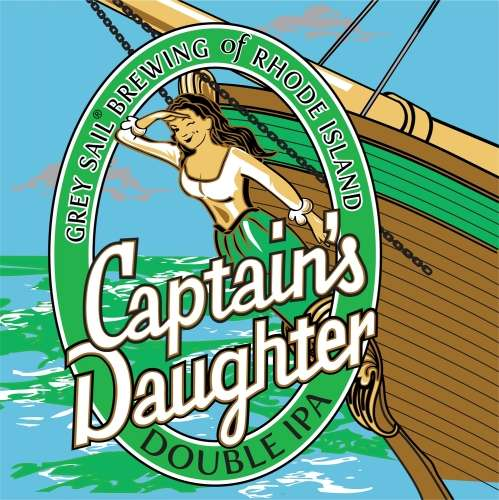 Grey Sail Brewing - Captain's Daughter - 12oz