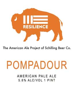 Resilience Brewing - Pompadour