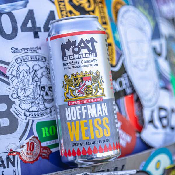 Moat Mountain - Hoffman Weiss
