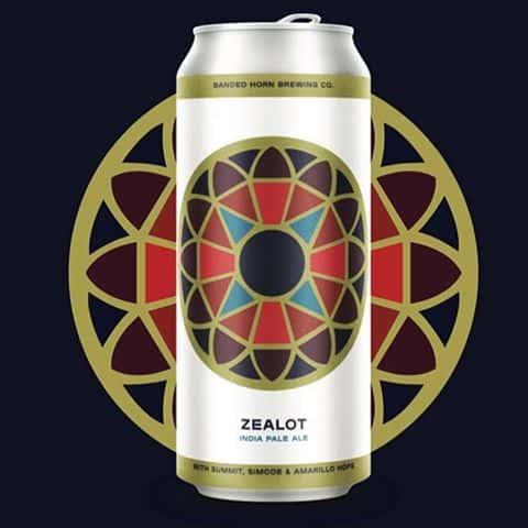 Banded Brewing - Zealot - 12oz