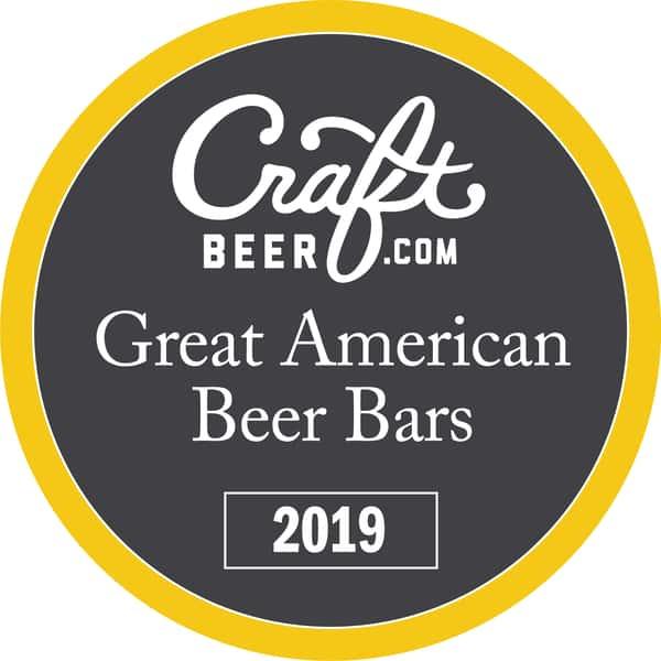 craftbeer.com great american beer bars award 2019