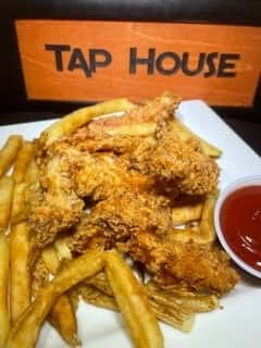 Chicken Fingers and Fries