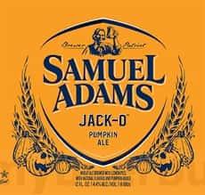 Samuel Adams - Jack-O