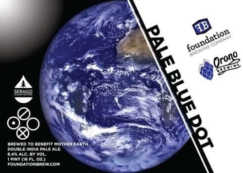 Foundation Brewing Co. - Pale Blue Dot - 12oz