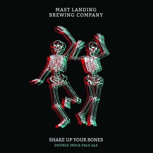 Mast Landing - Shake Up Your Bones - 12oz