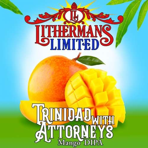 Lithermans Limited - Trinidad with Attorneys - 12oz
