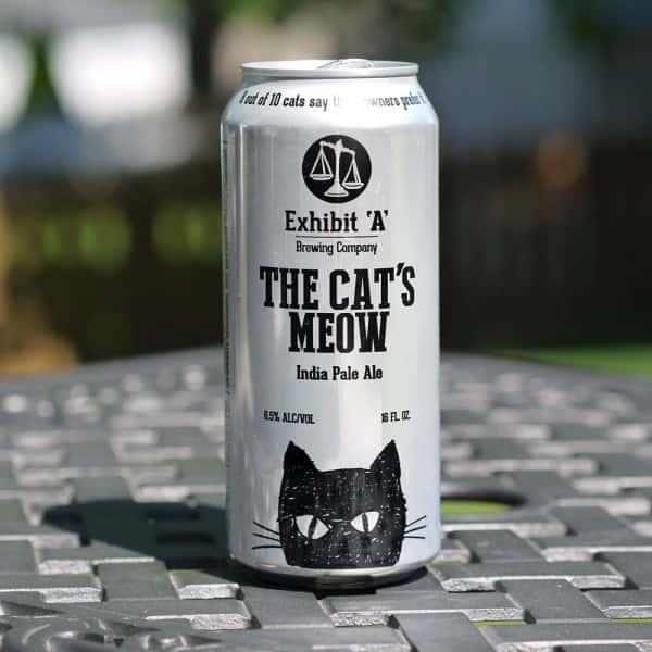 Exhibit A - The Cat's Meow - 12oz