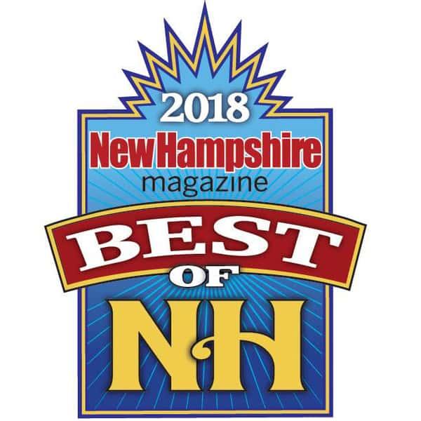 new hampshire magazine -best of NH 2018 award