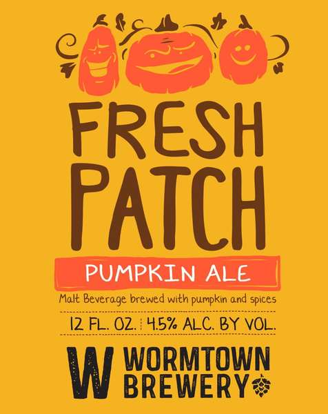 Wormtown - Fresh Patch