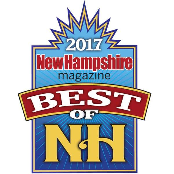 new hampshire magazine -best of NH 2017 award