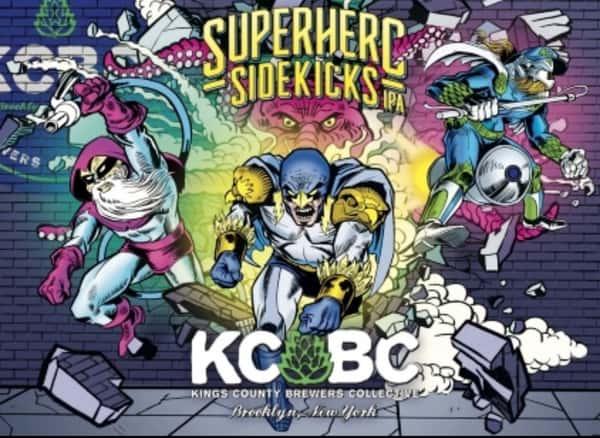 Kings County Brewers Collective - Superhero Sidekiskcs
