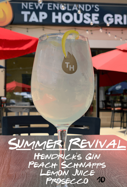June Drink of the Month Summer Revival