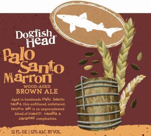10 - 2018 Dogfish Head B.B.A. Palo Santo