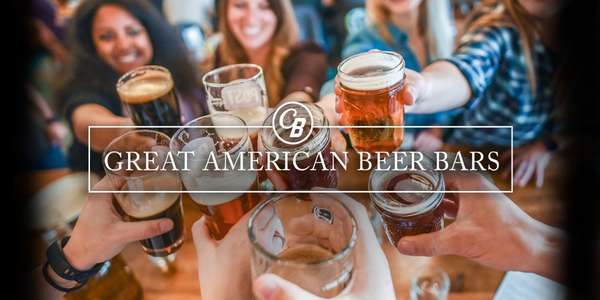 Tap House Grille Chosen 2019 Best Beer Bar in New Hampshire!