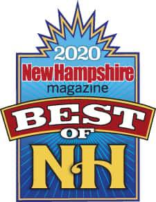 new hamphsire magazine - best of NH 2020 award
